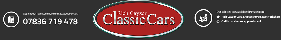 Rich Cayzer Classic Cars